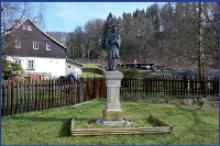 socha Jana Nepomuckého